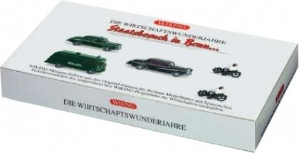 "WIKING 0990 54 48 Packung ""Staatsbesuch in Berlin"""
