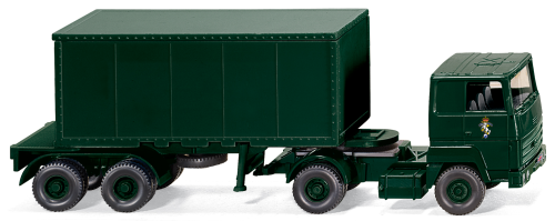 WIKING 0696 24 42 Ford Container-SZ