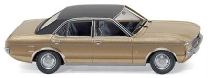 WIKING 0791 02 Ford Granada - gold-metallic/schwarz