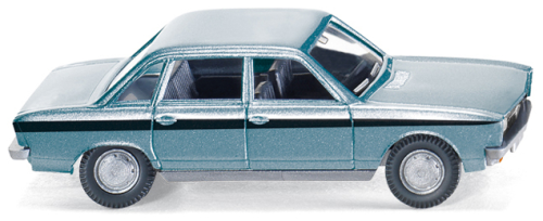 WIKING 0047 01  VW K70 LS - marathonblau