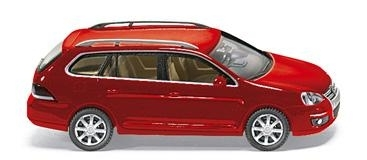 WIKING 0058 40  VW Golf Variant - redspice-metallic