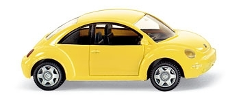 WIKING 0035 12  VW New Beetle - gelb