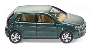 WIKING 0034 38  VW Polo - fairwaygreen-metallic