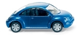 WIKING 0035 11  VW New Beetle - blau