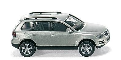 WIKING 0060 39  VW Touareg I GP - silverleaf-metallic
