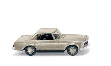 WIKING 0834 36 26 MB 280 SL Coupé - goldmetallic lackiert