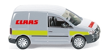 "WIKING 0275 04 33 VW Caddy ""CLAAS"""