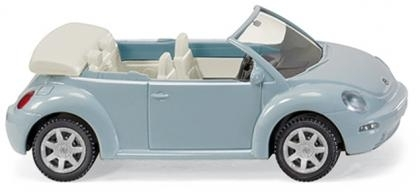 WIKING 0032 04  VW New Beetle Cabrio - aquariusblue