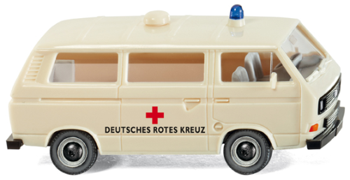 WIKING 0320 02 DRK - VW T3 Bus