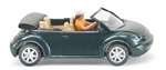 WIKING 0032 01  VW New Beetle Cabrio - alaskagrün-metallic