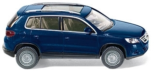 WIKING 0068 39  VW Tiguan - shadowblue-metallic
