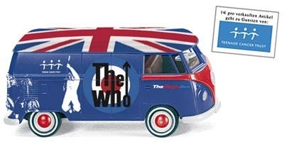 "WIKING 0797 04 36 VW T1 Kasten ""The Who"""