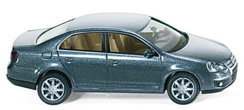 WIKING 0067 02  VW Jetta - platinum-grey metallic