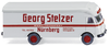 "WIKING 0500 01 Möbelwagen (Ackermann) ""Spedition Stelzer"""