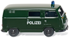 WIKING 0864 23 Polizei - Ford FK 1000 Kastenwagen