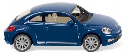 WIKING 0029 02  VW The Beetle (2011) - reef-blue-metallic