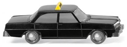 WIKING 0936 02 Taxi - Opel Admiral - schwarz