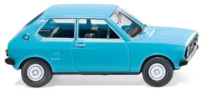 WIKING 0036 98  Audi 50 - miamiblau