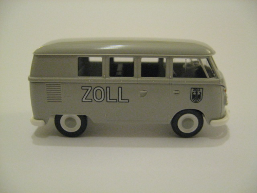 "LECHTOYS Edition 08 - VW T1 Bus ""Zoll"""