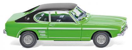1//87 Wiking Ford Capri I grün 0821 07