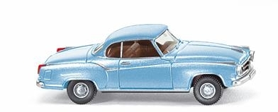 WIKING 0823 35 27 Borgward Isabella Coupé - eisblau-metallic