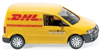 "WIKING 0275 06 VW Caddy ""DHL"""