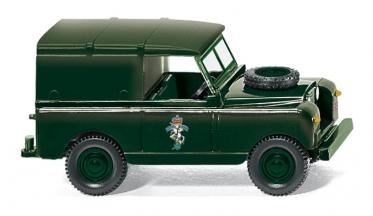 "WIKING 0100 01  Land Rover ""Brigade Berlin"""