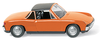 WIKING 0792 03 VW Porsche 914 - orange