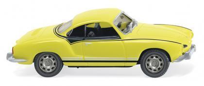 """Wiking 0805 09 Volkswagen Karmann Chia Coupe in /"""" gelb /"""" 1:87 Neuheit !!"""